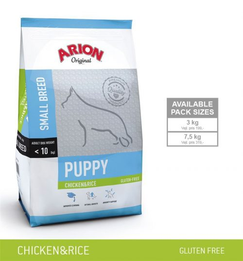 Arion Puppy Small Chicken