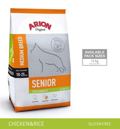 Arion Senior Medium