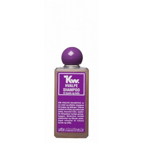 Hvalpe shampoo