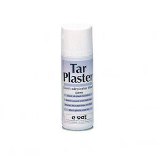 Tar plaster