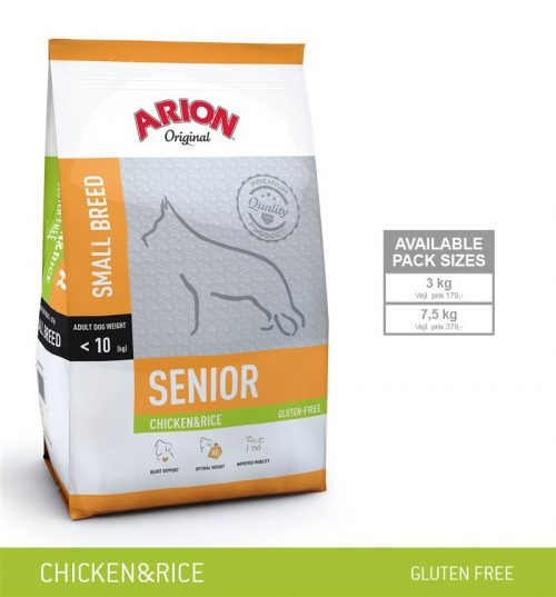 Arion Senior Small