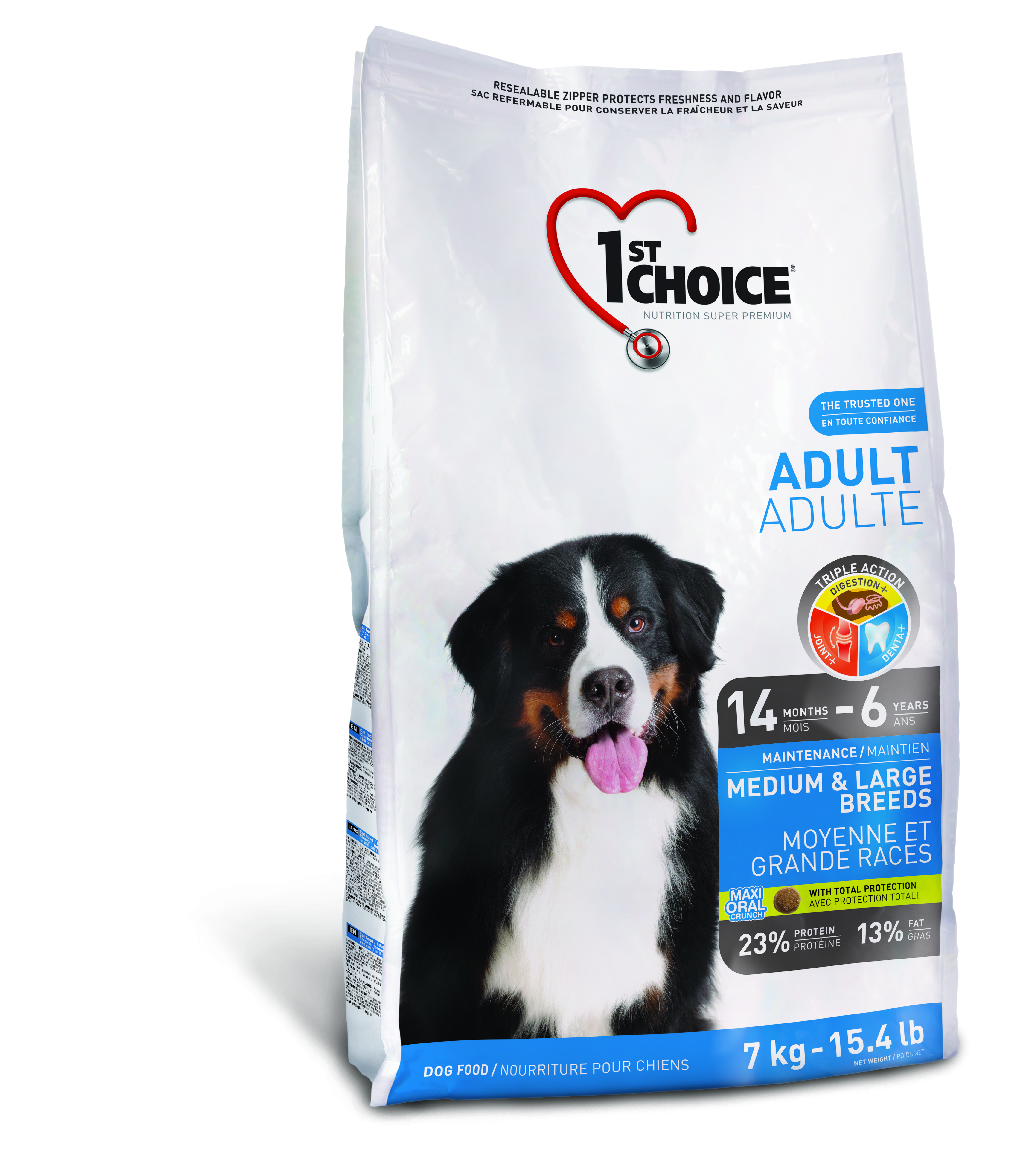 1st Choice Adult Medium/Large