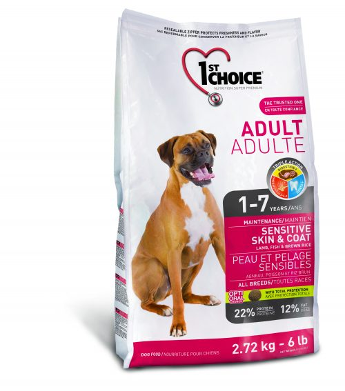 1st Choice Adult Sensitive Skin/Coat