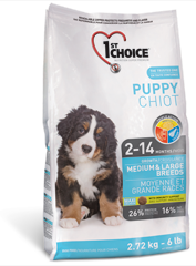 1st Choice Puppy M/L