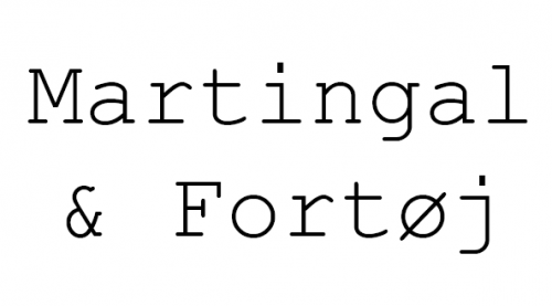 Martingal-/ fortøj