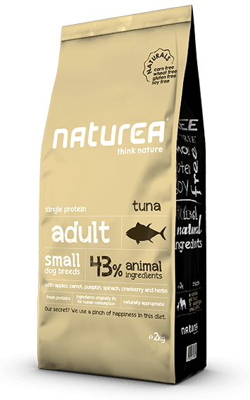 Naturea Adult Tuna Small Breed