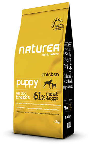 Naturea Naturals Puppy Kylling