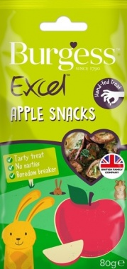 Æble snacks