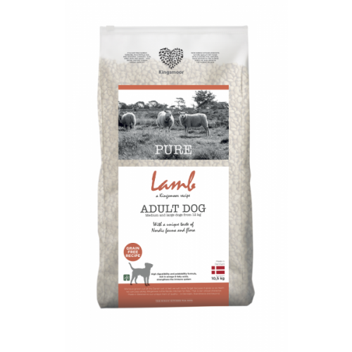 Lamb Adult Medium