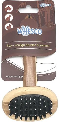 Massagebørste bambus