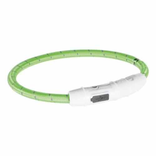 Halsbånd Grøn
