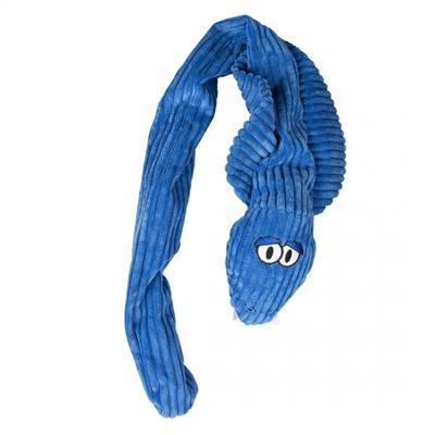 Slange blå