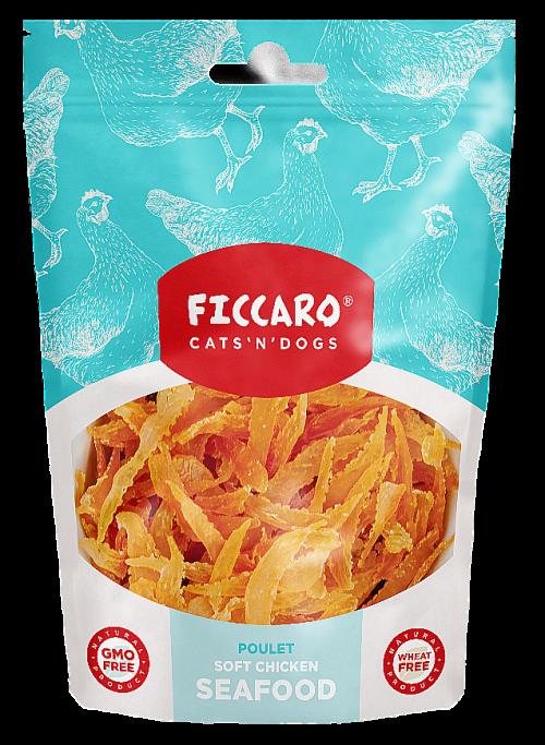 Ficcaro kylling og fisk