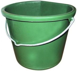 Spand grøn