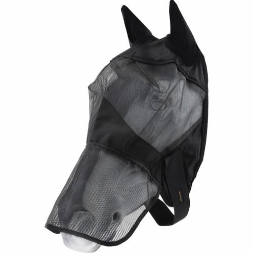 Fluemaske med mule