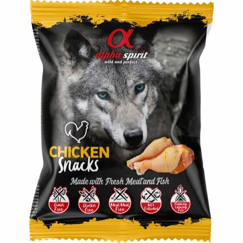 Kylling snack