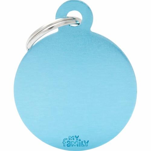 Cirkel blå