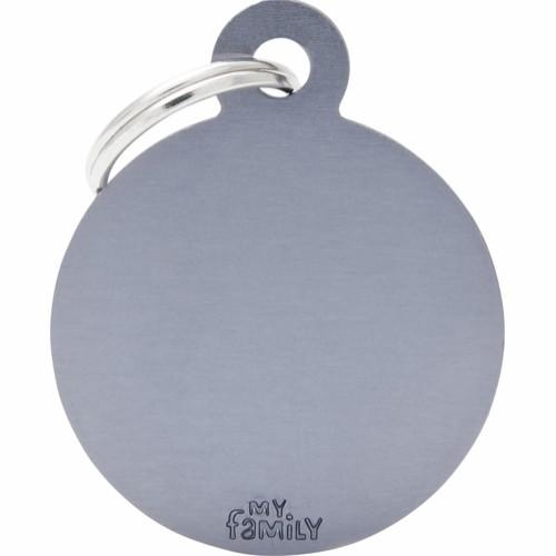 Cirkel grå