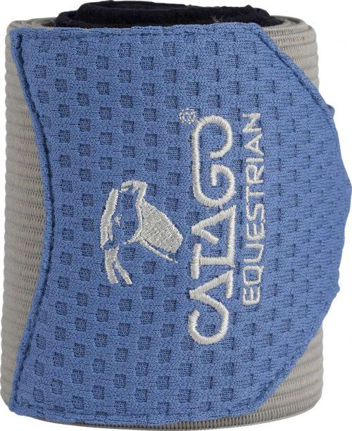 Bandage blå