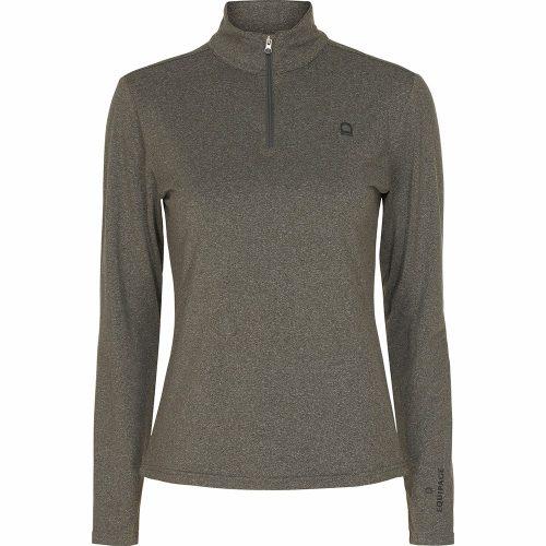 Bluse grå
