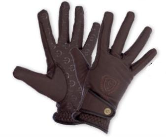 Handske brun vinter