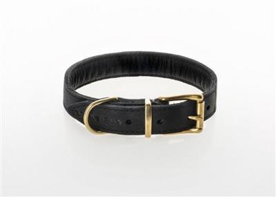 Halsbånd sort